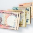 Indian Rupees — Stock Photo
