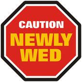Newly Wed — Stock Photo