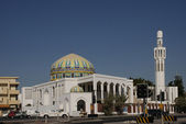 Emam Al Sadiq Mosque — Stock Photo