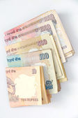 Indian Rupee — Stock Photo