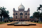 Safdarjang Tomb, New Delhi — Stock Photo