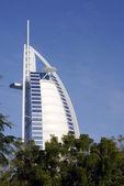 Dubai Burj Al Arab — Foto Stock