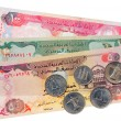 Dirham, UAE Currency — Stock Photo