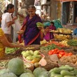 Road Side Vegetable Market — Stock Photo #1409686
