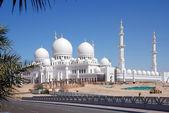 Sheikh Zayed Mosque, Abu Dhabi — Stock Photo