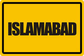 Islamabad — Stock Photo