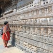 Stock Photo: Lord KeshavTemple Somnathpur Karnataka