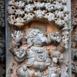 Ganesh, Hindu God, Somnathpur — Stock Photo #1703565