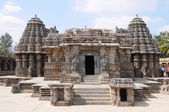 Lord Keshava Temple Somnathpur Karnataka — Stock Photo