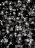 Sparkling silver background — Stock Photo