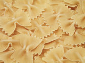 Macaroni pasta useful as a background — Stock Photo