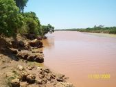 River Tana — Stock Photo