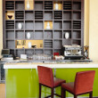 Stock Photo: Coffee bar in luxury hotel, Dubai, UAE