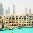 Old Palace hotel in Dubai downtown — Stock Photo #1264425