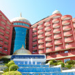 Stock Photo: Modern luxurious Turkish hotel, Antalya