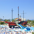 Stock Photo: Water attractions, Antalya, Turkey