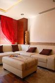 Lounge area in SPA center, Antalya — Stock Photo