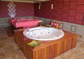 Hotel's SPA treatment area — Stock Photo