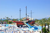 Water attractions, Antalya, Turkey — Stock Photo