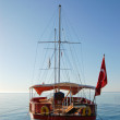 MediterraneSeyacht, Antalya — Stock Photo #1298127