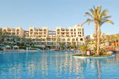 Luxurious hotel, Sharm el Sheikh, Egypt — Stock Photo