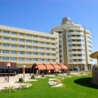 Stock Photo: Recreation areof luxury hotel, Antalya