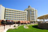 Recreation area of luxury hotel, Antalya — Stock Photo