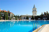 Topkapi Palace hotel — Stock Photo