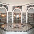 Turkish bath (Hamam) at hotel's spa - Stock Photo