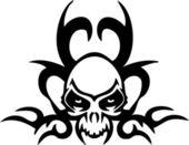 タトゥーのデザイン — ストックベクタ