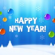 Happy New Year — Stock Photo #1314303