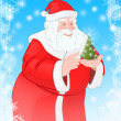 Royalty-Free Stock Photo: Happy Santa