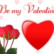 Be my Valentine — Stock Photo #1319132