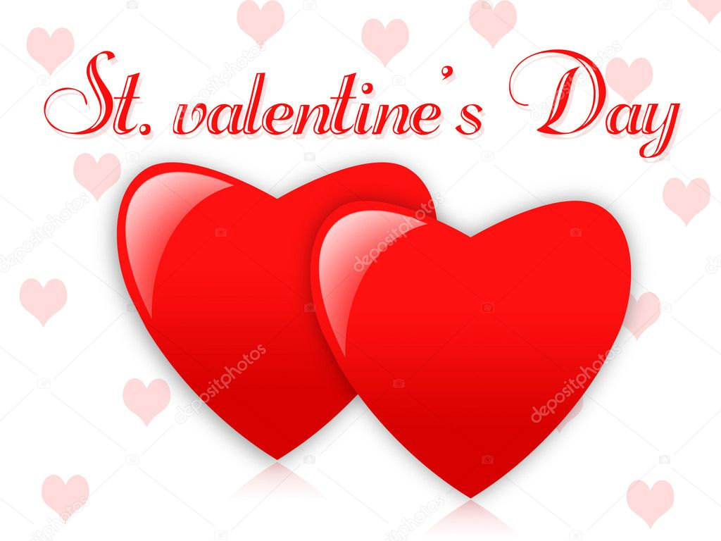St. Valentines day — Stock Photo #1319045