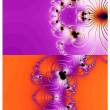 Beautiful fractal — Stock Photo
