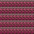 romantische seamless pattern with hearts — Stockvektor  #2222655