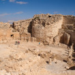 Herodion ruins in Israel — Stock Photo