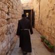 calles de ciudad vieja de Jerusalén — Foto de Stock   #1268053