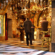 Pray in Jerusalem church — Stock Photo #1268180