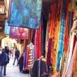 Jerusalem east market — Stock Photo