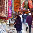A buyer in Jerusalem east market — Stock Photo #1268207