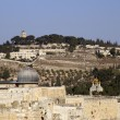 East Jerusalem view — Stock Photo
