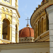 Orthodox church in Saloniki - Stock Photo