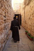 Jerusalem old city streets — Stock Photo