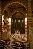 Jerusalem cathedral church — Stock Photo