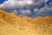 Desert landscape - bright light — Стоковое фото