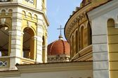 Orthodox church in Saloniki — Stock Photo