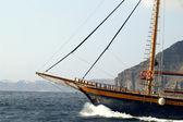 Barca a vela — Foto Stock