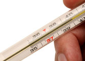 High temperature — Stock Photo