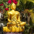Stock Photo: Buddhist Statue A